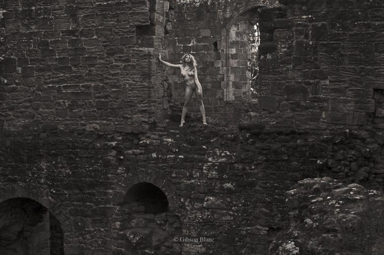 Nicole Rayner Artistic Nude Photo by Photographer Gibson
