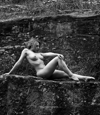 Nicole Rayner Artistic Nude Photo by Photographer Gibson