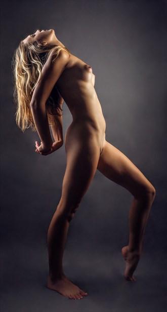 Nicole Rose Artistic Nude Photo by Photographer JohnnyK