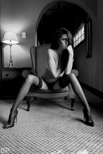 Nix Boudoir  Glamour Photo by Photographer Lylesimes