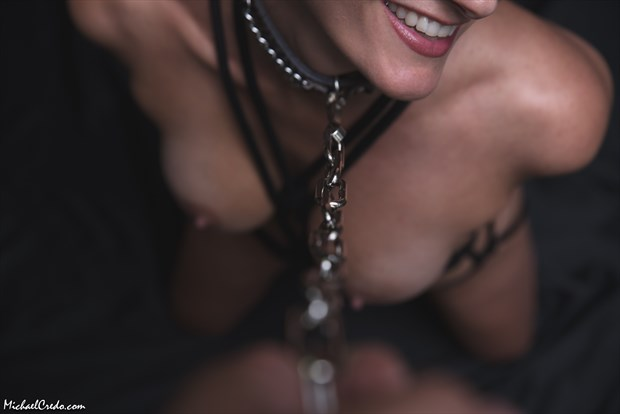 No Laughing Matter Erotic Photo by Model Ms_M