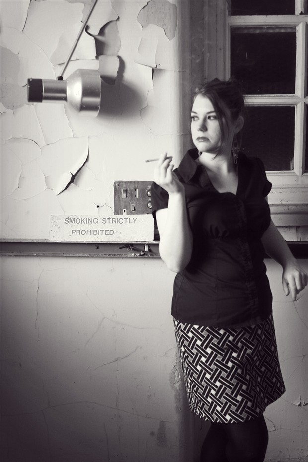 No Smoking Surreal Photo by Photographer Whiteraven Photography