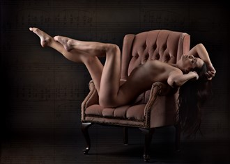 Nocturne Artistic Nude Photo by Photographer ImageThatPhotography