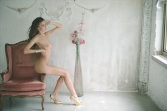 Noemi Artistic Nude Photo by Photographer Stefan Mogyorosi