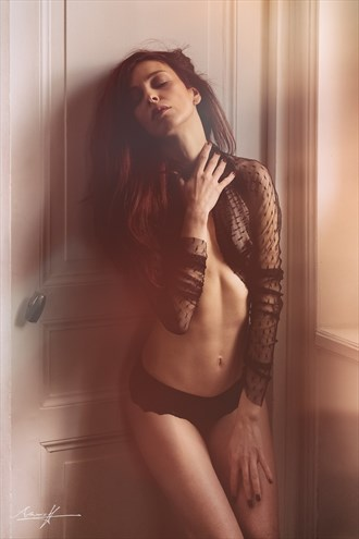 Nothing but Her Touch Lingerie Photo by Photographer Alexiel