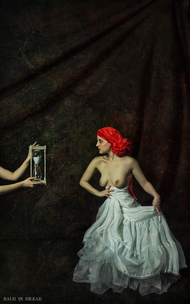 Nothing but time Artistic Nude Photo by Photographer balm in Gilead