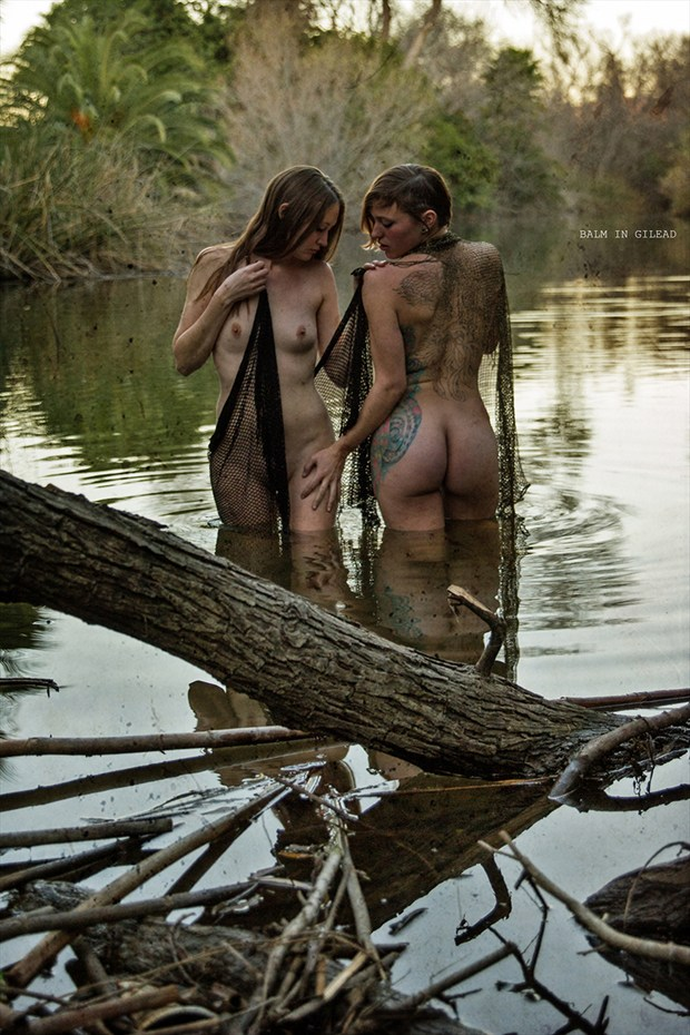 Nothing is Certain Artistic Nude Photo by Model Ember No%C3%ABlle