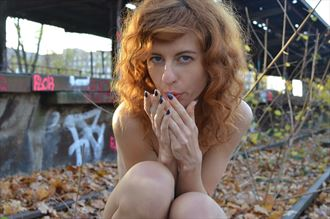 November in Berlin Artistic Nude Photo by Photographer Tim Ash