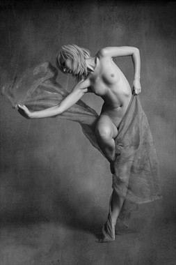 Now Sinks the Storm Artistic Nude Photo by Photographer Mick Waghorne