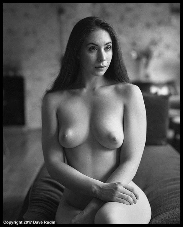 Nude, England, 2017 Artistic Nude Photo by Photographer Dave Rudin