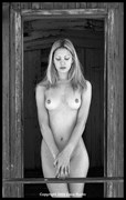 Nude, Nevada, 2004 Artistic Nude Photo by Photographer Dave Rudin