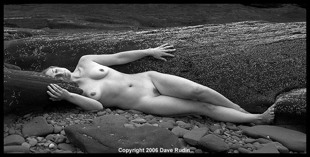 Nude, Prince Edward Island, 2006 Artistic Nude Photo by Photographer Dave Rudin