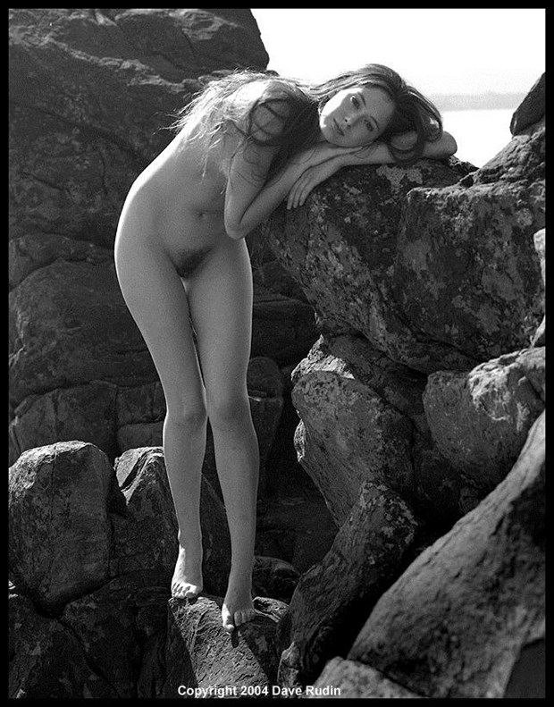 Nude, Scotland, 2004 Artistic Nude Photo by Photographer Dave Rudin