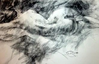 Nude 1 Artistic Nude Artwork by Artist Lee
