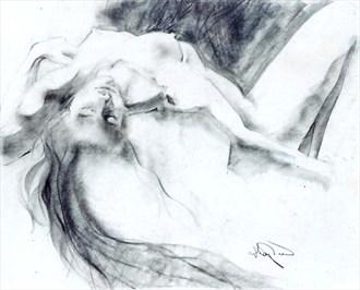 Nude 3 Artistic Nude Artwork by Artist Lee