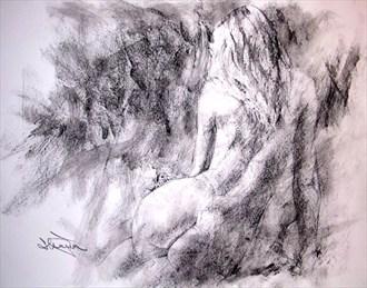 Nude 6 Artistic Nude Artwork by Artist Lee
