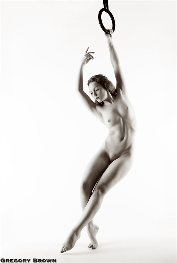 Nude Artistic Nude Photo by Model Ivory Flame