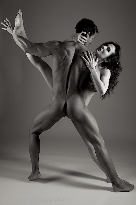 Nude Ballet  Artistic Nude Photo by Photographer Nooma Photography