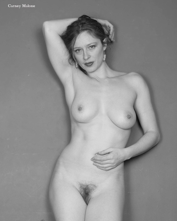 Nude Portrait %23 7 Artistic Nude Photo by Photographer Carney Malone