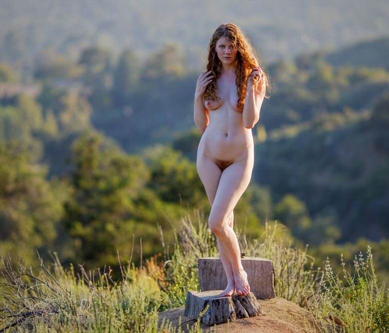 Nude Portrait: Katja Artistic Nude Photo by Photographer Aspiring Imagery