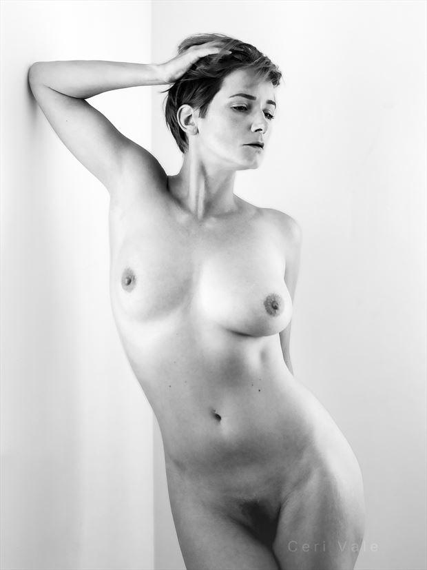 Nude Study Artistic Nude Photo by Photographer Ceri Vale