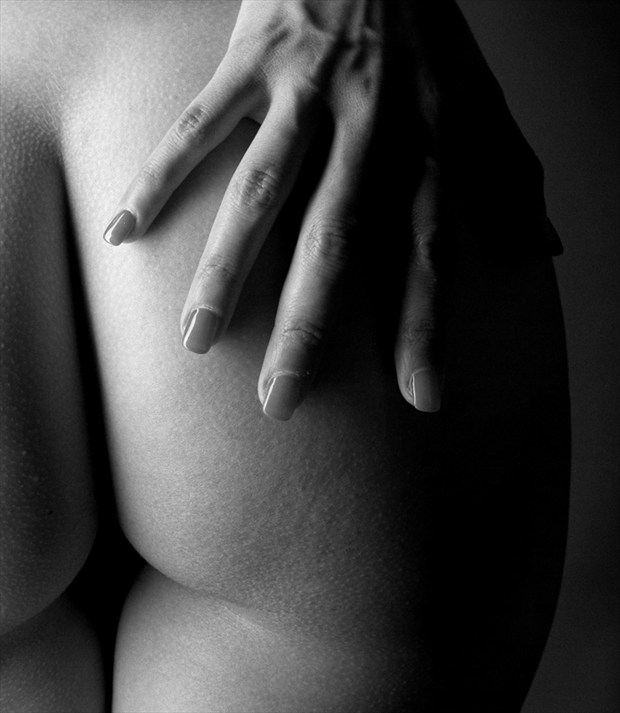 Nude Study I Implied Nude Photo by Photographer Vasco Abranches