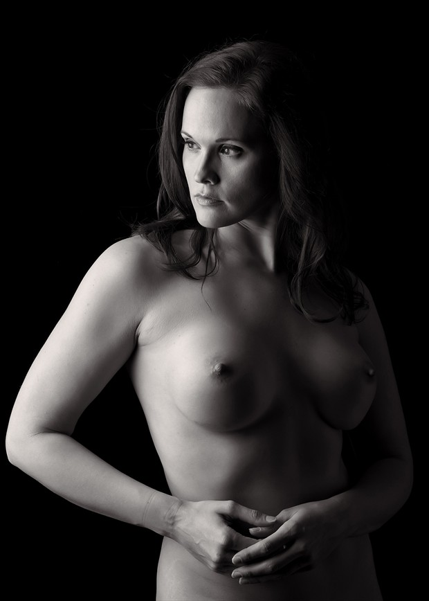 Nude Torso Figure Study Photo by Photographer FortWayneMike