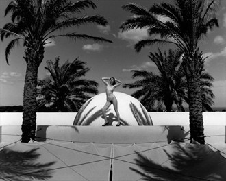 Nude and Dome (Sotogrande) Artistic Nude Photo by Photographer Kim Weston