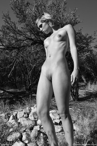 Nude at a Christian Burial Artistic Nude Photo by Photographer Michelle7.com