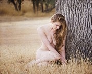 Nude at the Tree Implied Nude Photo by Photographer CalidaVision