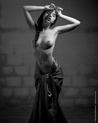 Nude in drop Artistic Nude Photo by Photographer Alexander Kharlamov
