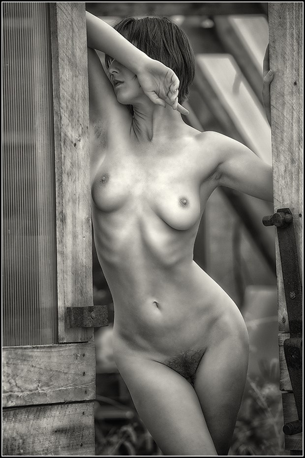 Nude in the Doorway Artistic Nude Photo by Photographer Magicc Imagery