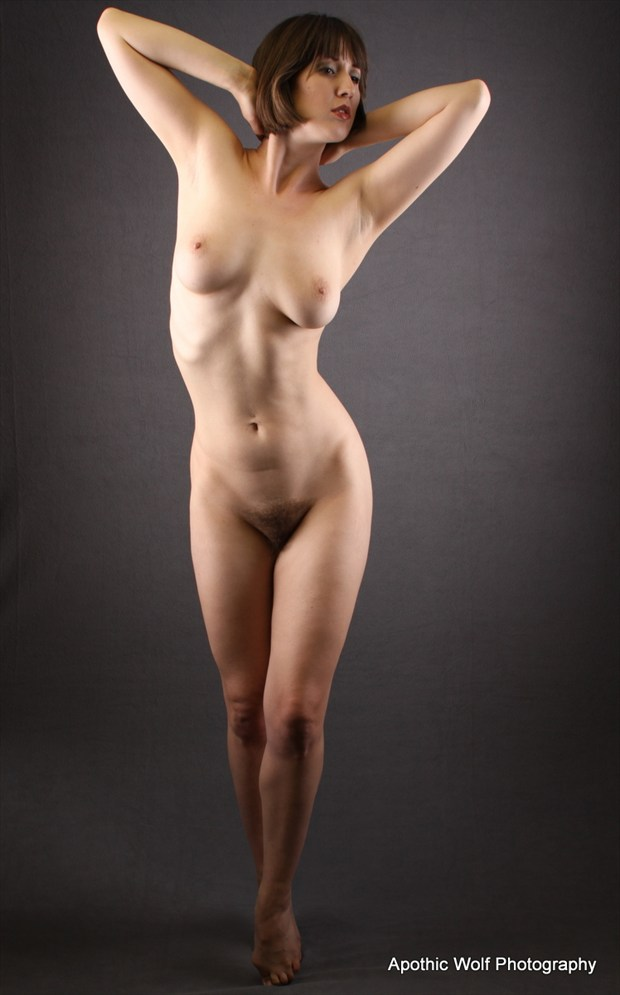 Nymph Artistic Nude Artwork by Photographer A W Photography
