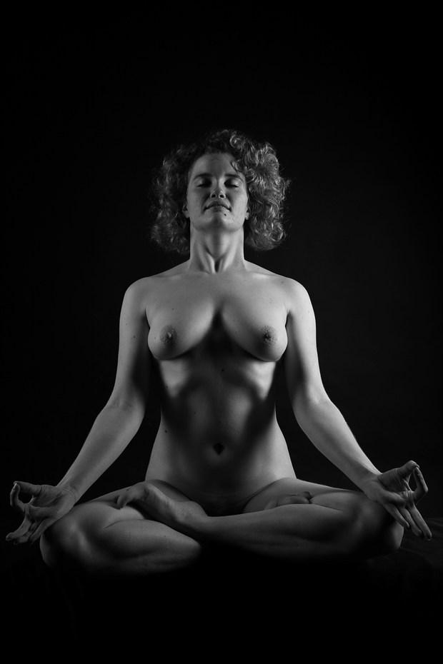 OM Artistic Nude Photo by Model Rakel Osk
