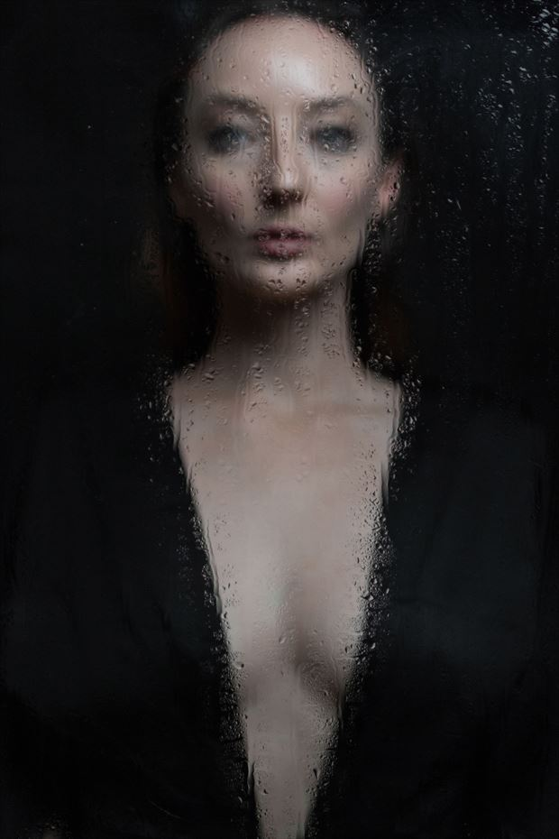 Obscured Abstract Photo by Model Ciryadien