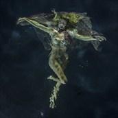 Oceanchild Surreal Photo by Model WARRIOR%E2%80%A2SPIRIT