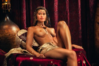 Odalisque %232 Figure Study Photo by Photographer Vincent Isner