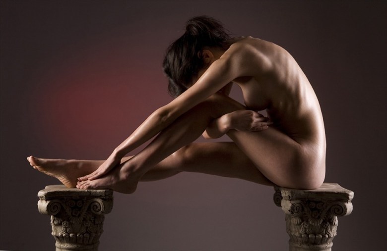 Oh, the chances of me Artistic Nude Photo by Model rebeccatun