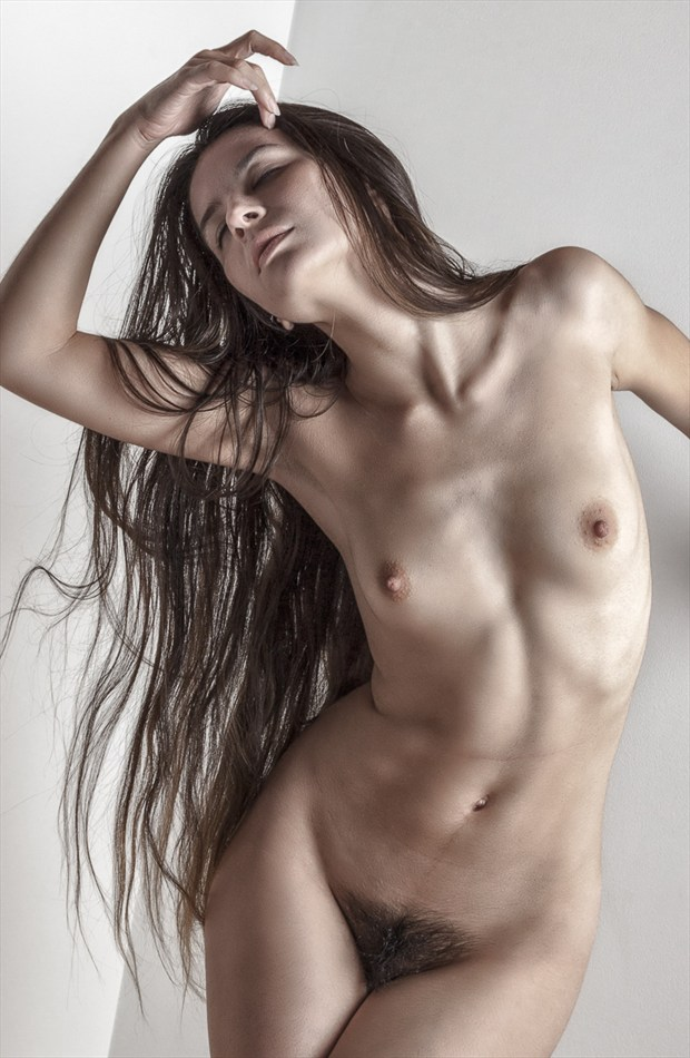 Oh that Hair   poly Artistic Nude Photo by Photographer rick jolson