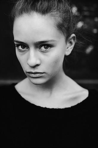 Oksana Portrait Photo by Photographer Eugene Kukulka
