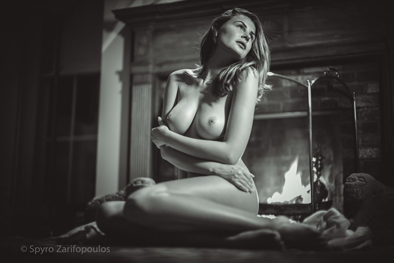 Olga... Artistic Nude Photo by Photographer Spyro Zarifopoulos