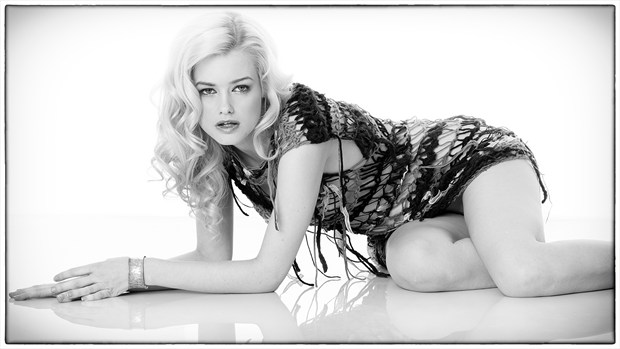 Olivia Preston Glamour Photo by Photographer Phil O%60Donoghue