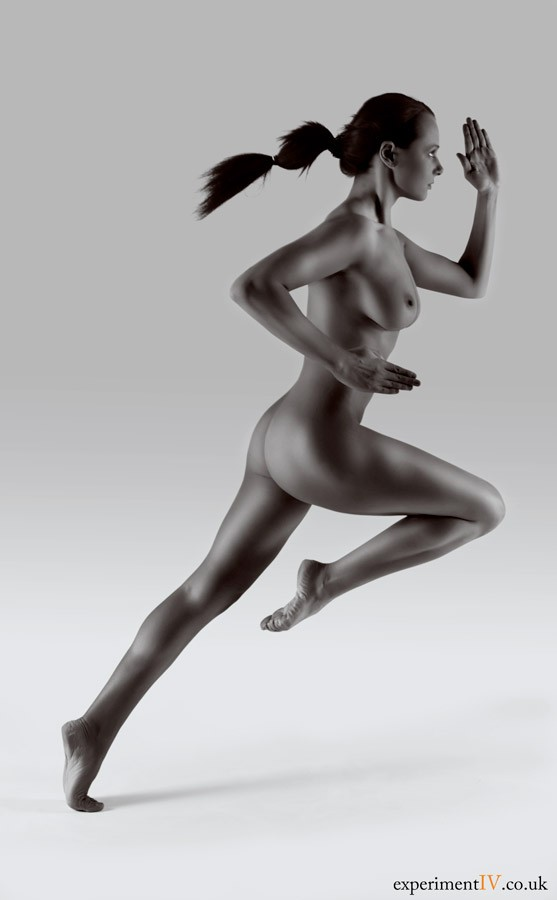 Olympian Artistic Nude Photo by Photographer Terry King