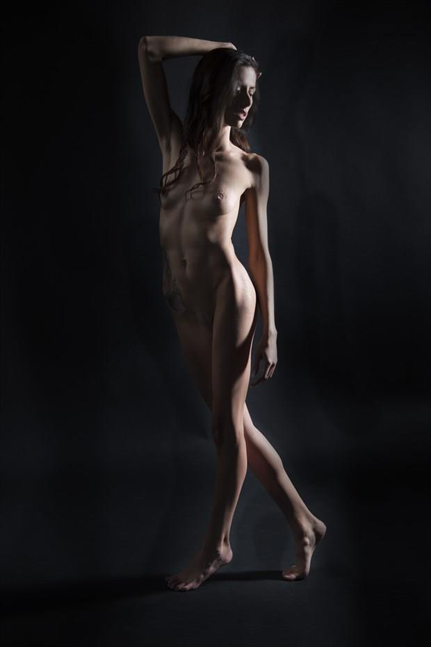 On my head Artistic Nude Photo by Photographer Tommy 2's