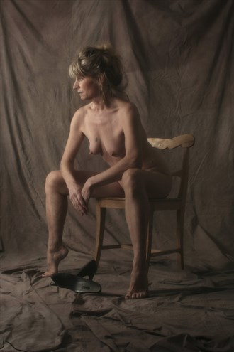 On the chair Artistic Nude Photo by Photographer StudioVi2