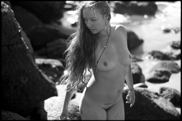 On these Distant Shores Artistic Nude Photo by Model AnudeMuse