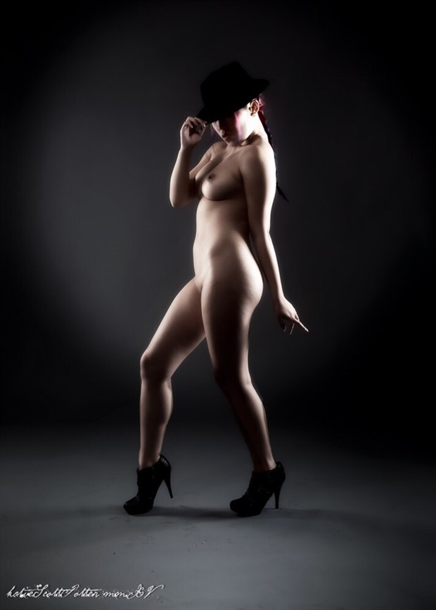One Artistic Nude Photo by Photographer Katie Potter
