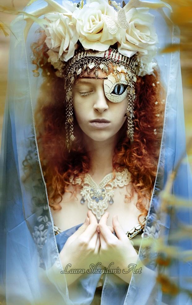 Opal Fantasy Artwork by Photographer Laura Sheridan's Art