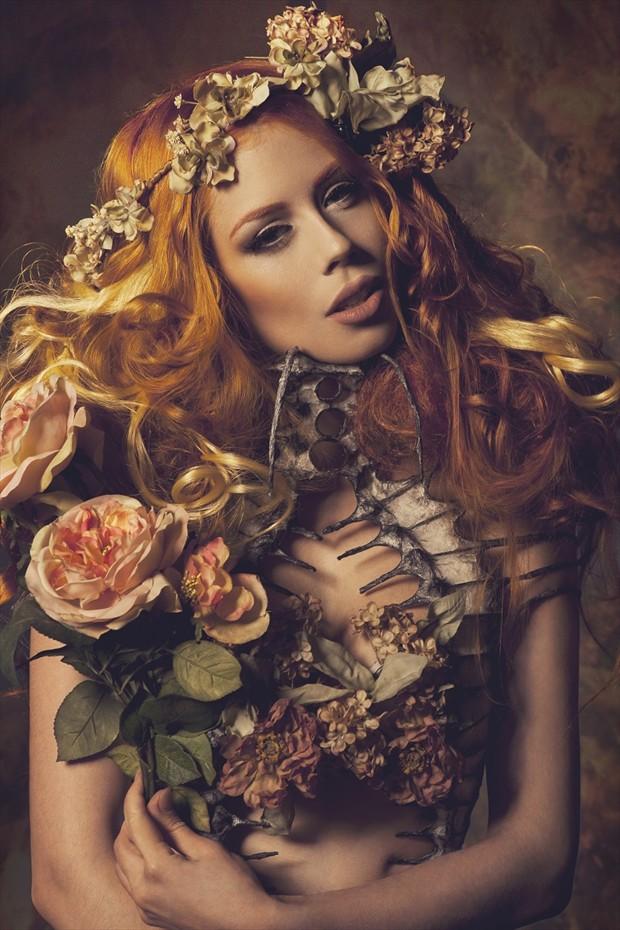 Ophelia Overdose Sensual Photo by Photographer LowSociety