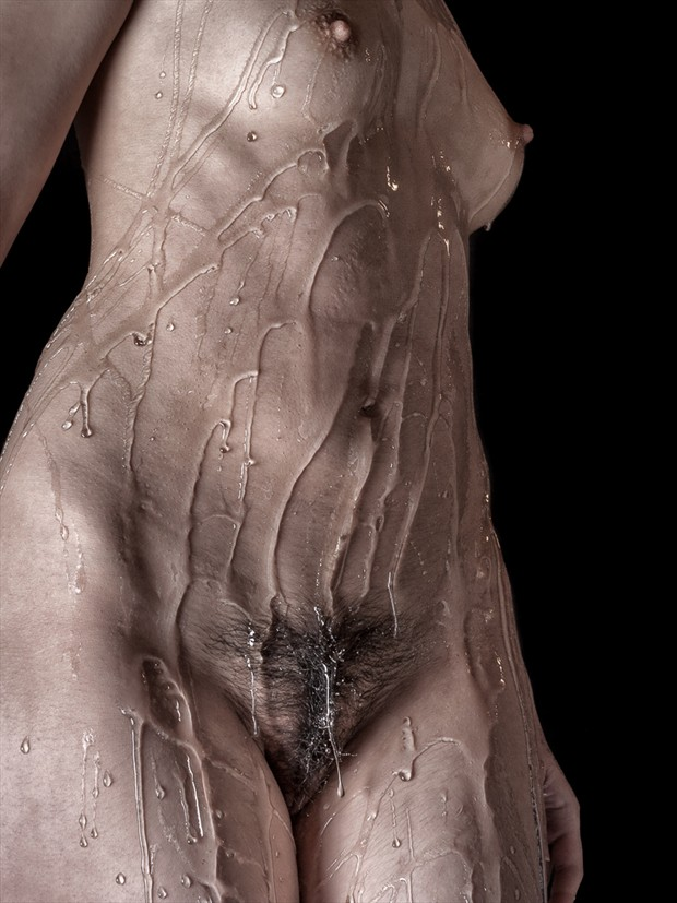Opps, Spilled Something Artistic Nude Photo by Photographer rick jolson